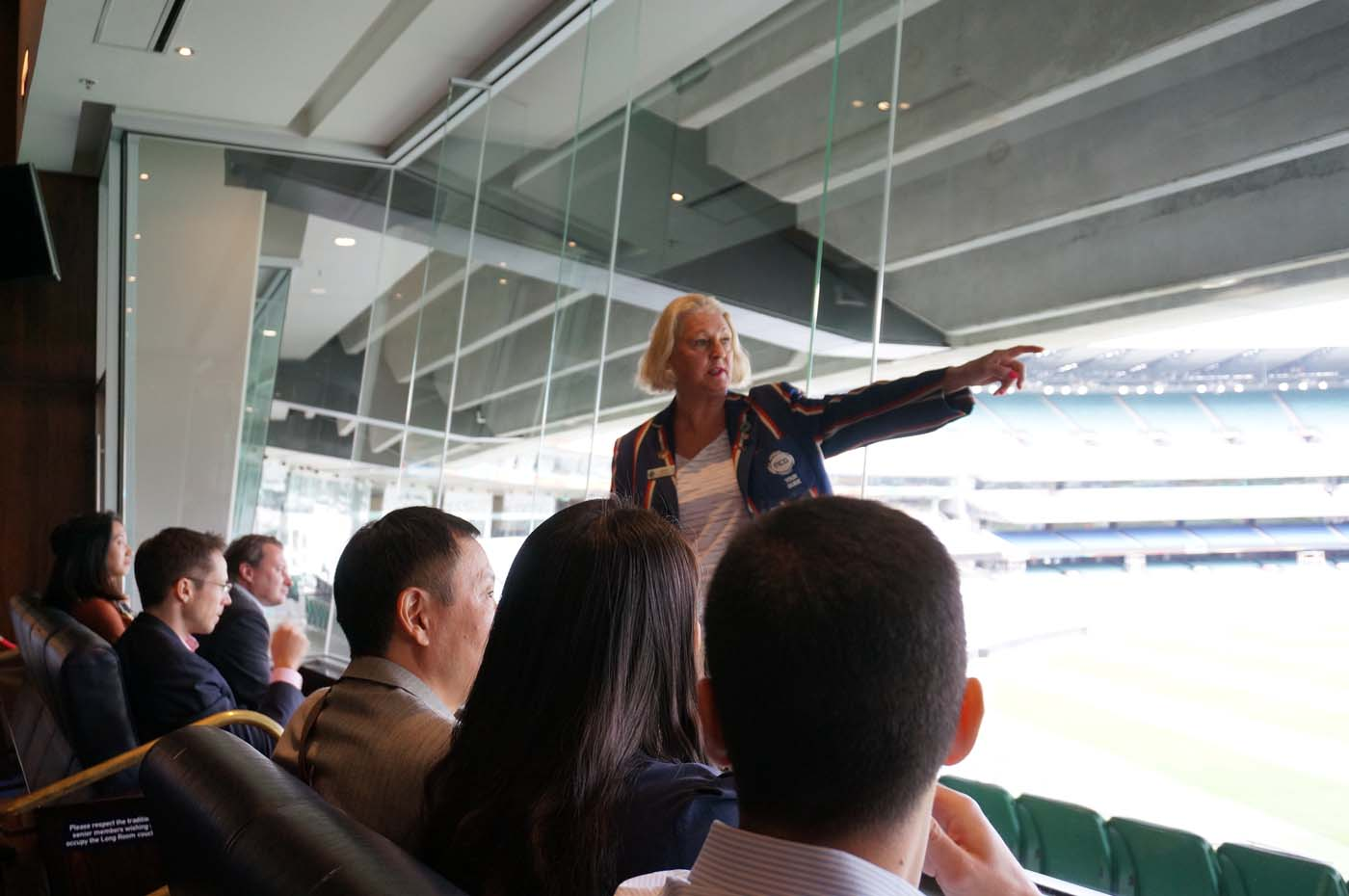 Photo of Melbourne Cricket Ground tour guide
