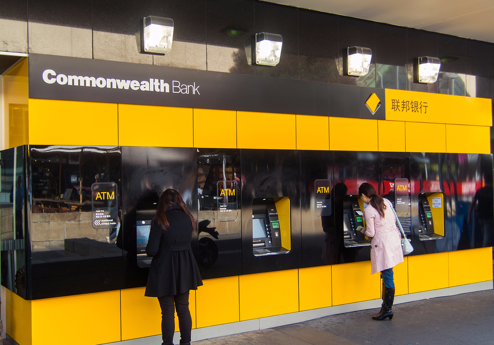 Commbank ATMs