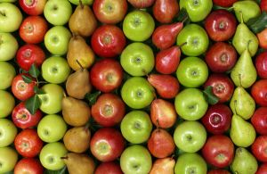 Apple and Pear Banner