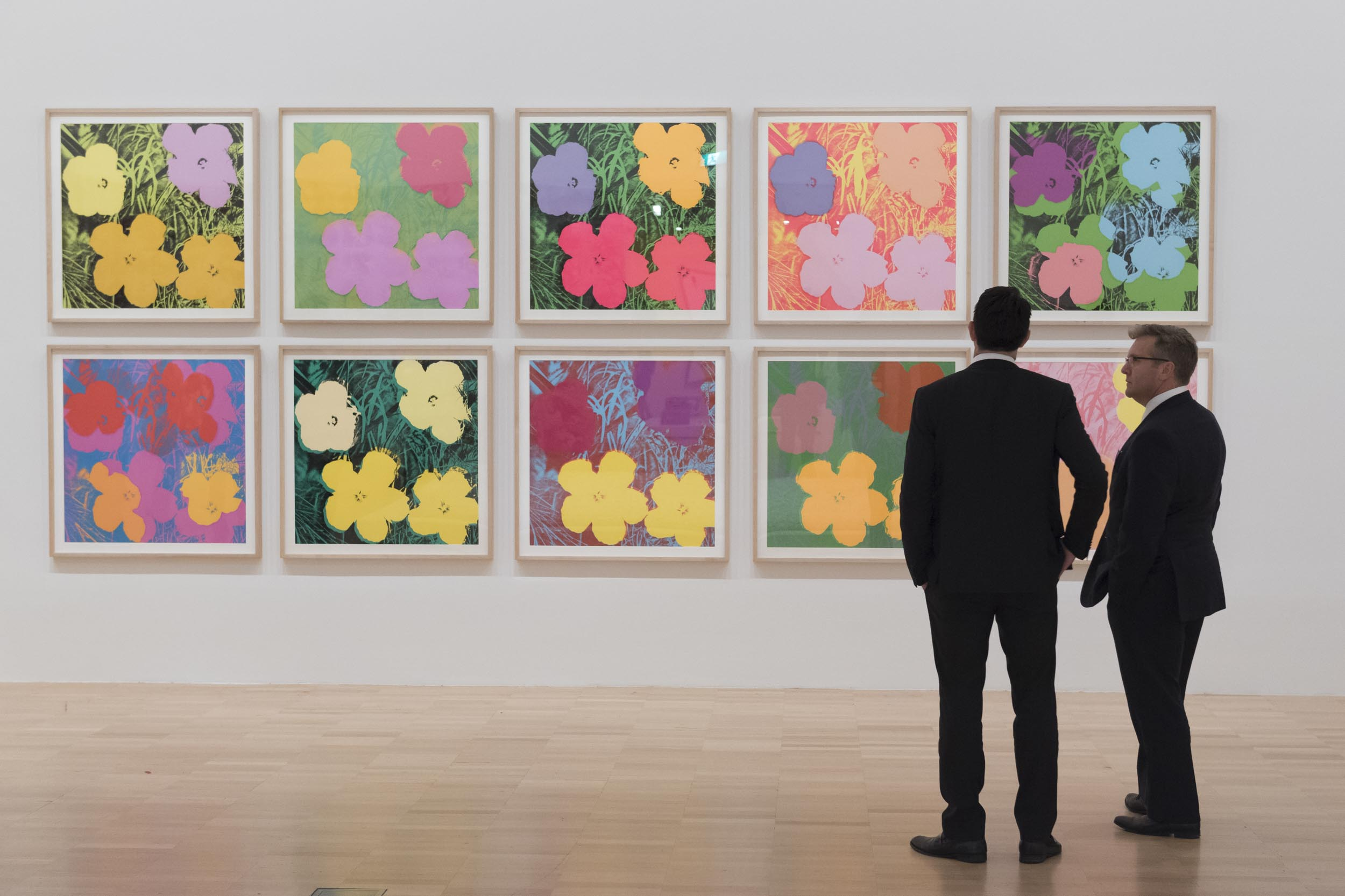 FD _Warhol/WeiWei exhibition