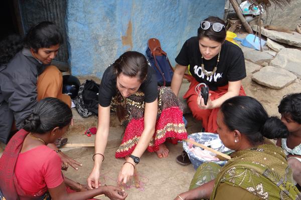 india quarry women