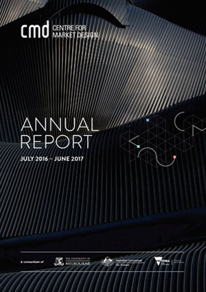 CMD Annual Report 2016-2017