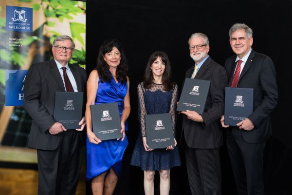 Australian Accounting Hall of Fame inductees