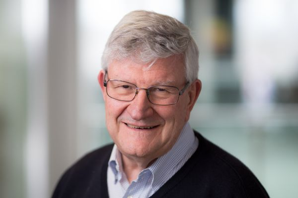 Professor Bill Griffiths