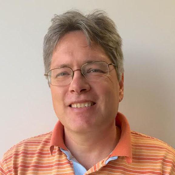 Image of presenter Chris Ferrall
