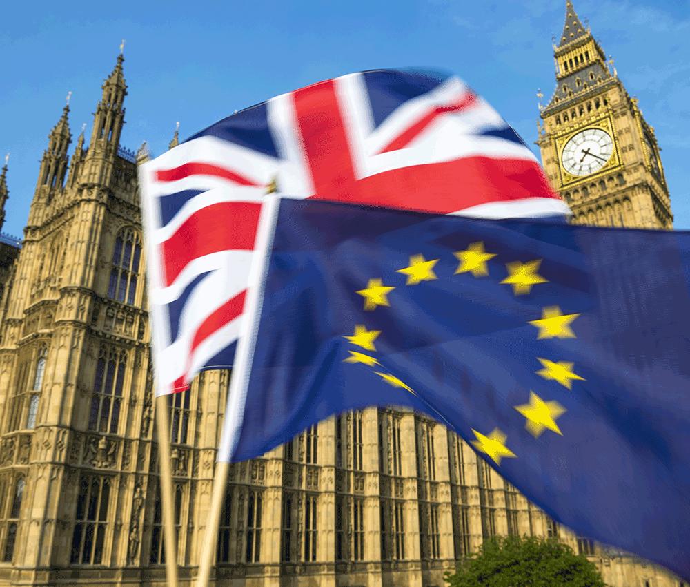 British_EU Flags