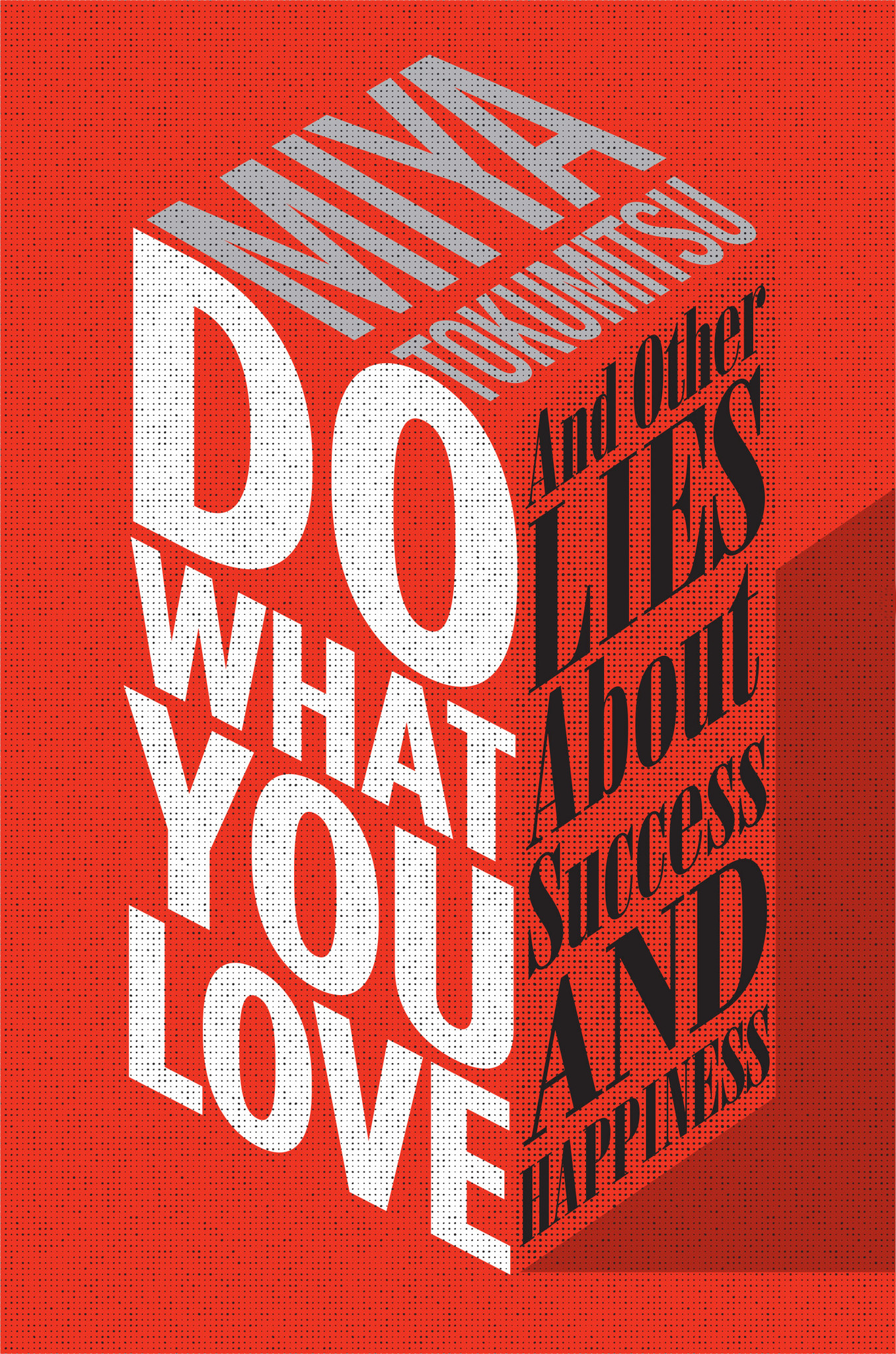 Do what you love book cover