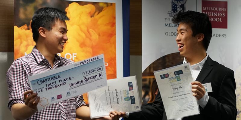 Charitable Winners
