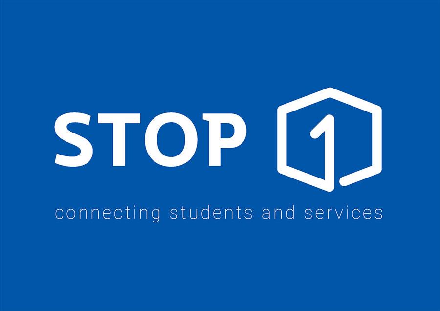 Stop 1 Logo