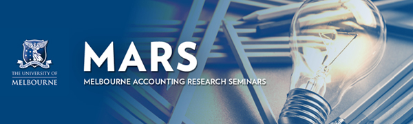 Melbourne Accounting Research Seminars