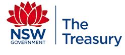 NSW Treasury logo