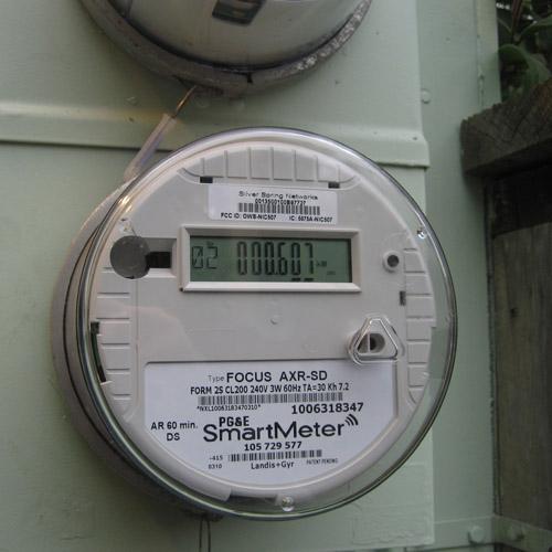 Image of meter