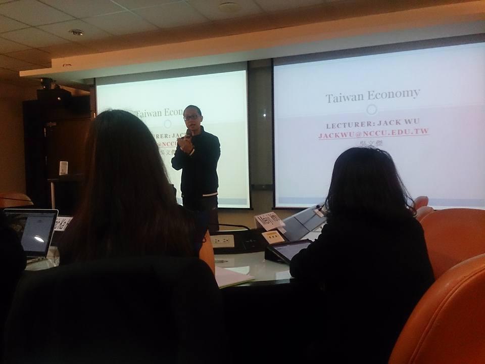 Lecturer at NCCU