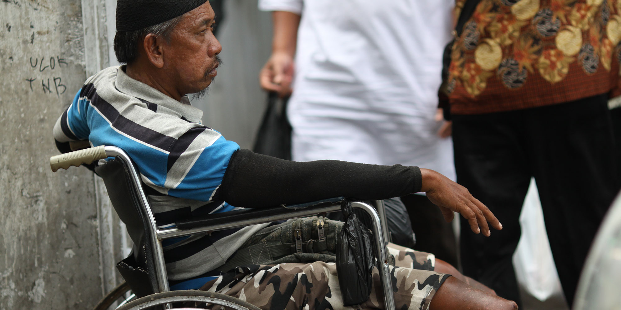 Millions of people with disabilities missing out on essential support in Indonesia
