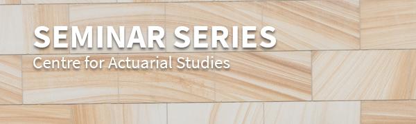 Actuarial Seminar Series