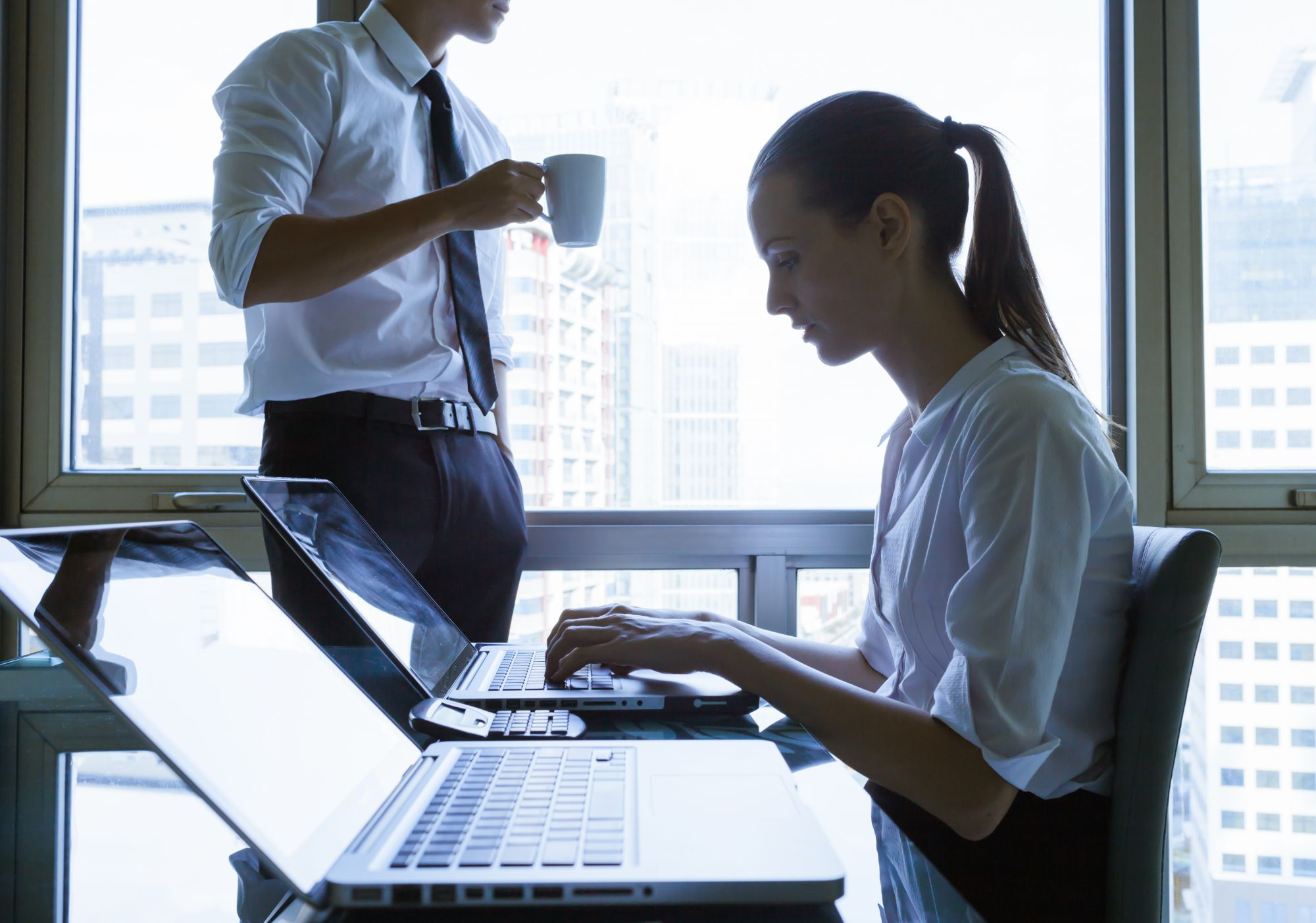 Breaking the workplace code of silence