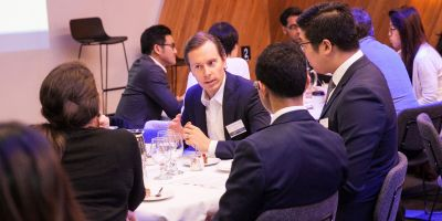 'International experience' the take-home message for young alumni