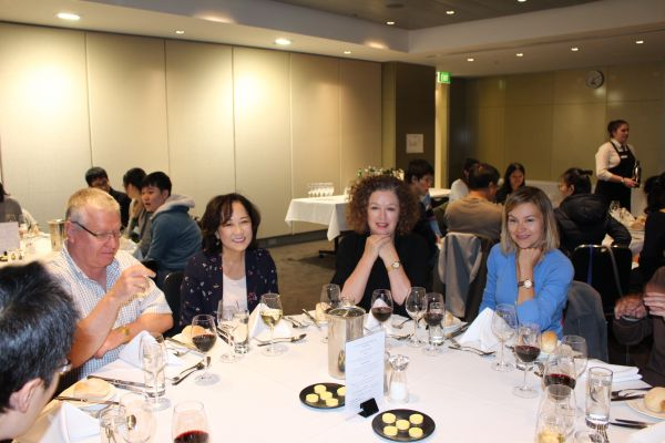 delegates at 7th International Gerber-Shiu Workshop