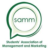 Students' Association of Management and Marketing logo