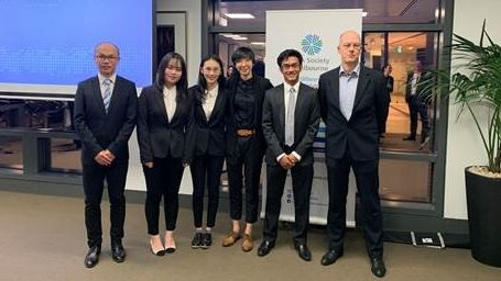 CFA Institute Research Challenge 2019 winners