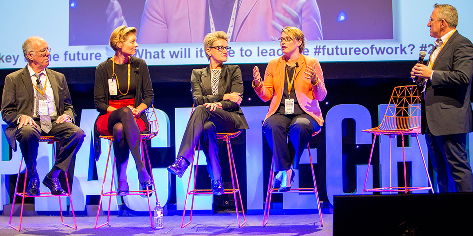 What will it take to lead the future of work?