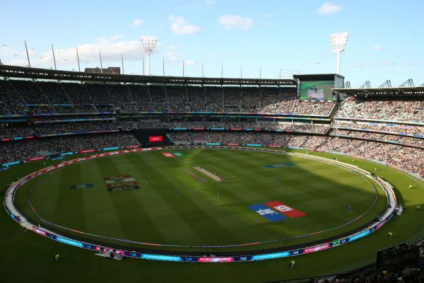 86,174 cricket fans at the MCG