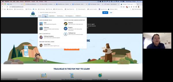 Salesforce Screenshot